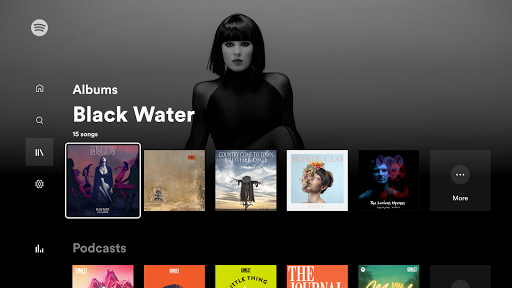 Spotify - Music and Podcasts  screenshots 3