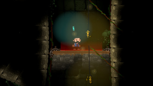 dark around you - pixel 2d platformer screenshot 3