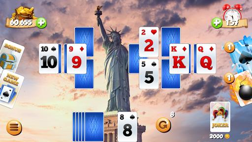 Solitaire TriPeaks Free Card Games  screenshots 2