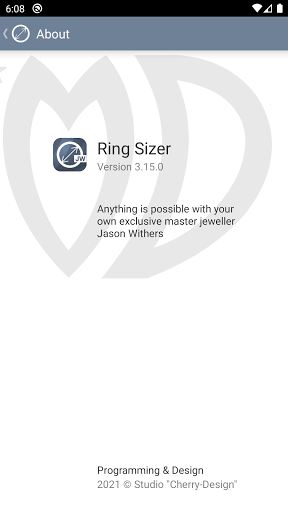 Ring Sizer by Jason Withers u00a9 modavailable screenshots 8