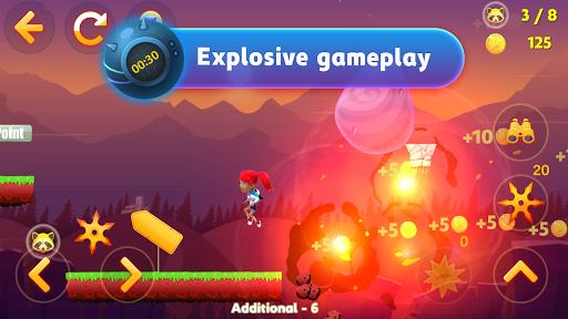 Tricky Liza: Adventure Platformer Game Offline 2D 1.1.41 screenshots 1