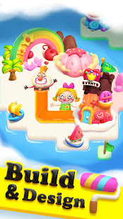 Crazy Candy Bomb - Sweet match 3 game screenshots 7