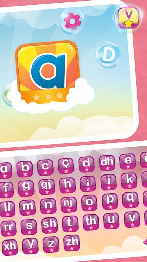 Shkruaj Shkronjat e Alfabetit Shqip  screenshots 3