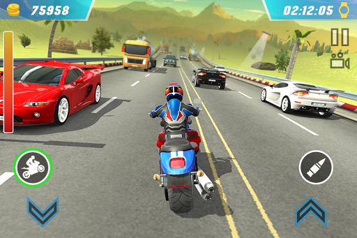 Bike Racing Simulator - Real Bike Driving Games apktram screenshots 5