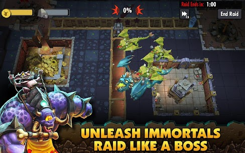 Dungeon Keeper 1.8.94 MOD Apk Download 3