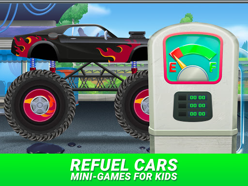 Monster Trucks: Racing Game for Kids android2mod screenshots 6