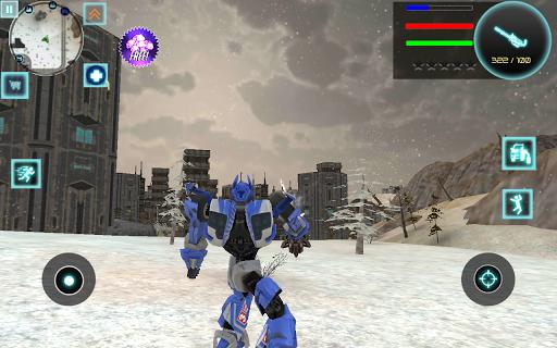 Iron Bot 1.3 screenshots 3