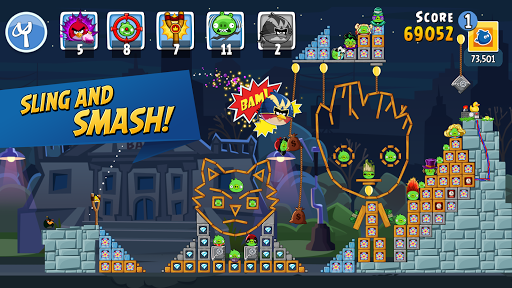 Angry Birds Friends 9.8.0 screenshots 6