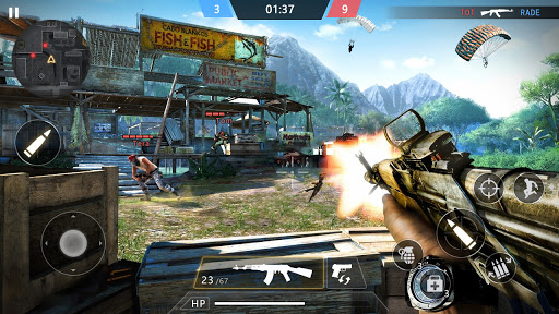 Strike Force Heroes: Global Ops PvP Shooter 1.0.3 screenshots 11