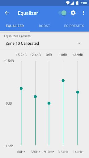 Precise Volume (+ EQ/Booster)  Screenshots 6