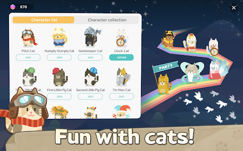 Solitaire Cat Islands Mod Apk (Unlimited Bonuses and Stars) 8