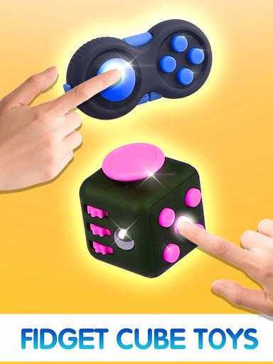 Fidget Toys 3D: Antistress Game-ASMR Fidget 1.6 screenshots 11