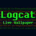 Logcat Live Wallpaper (lite)