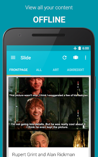 Slide for Reddit  screenshots 2