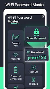 WiFi master-Show WiFi Password 1.0.8