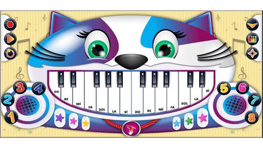 Meow Music - Sound Cat Piano  screenshots 7