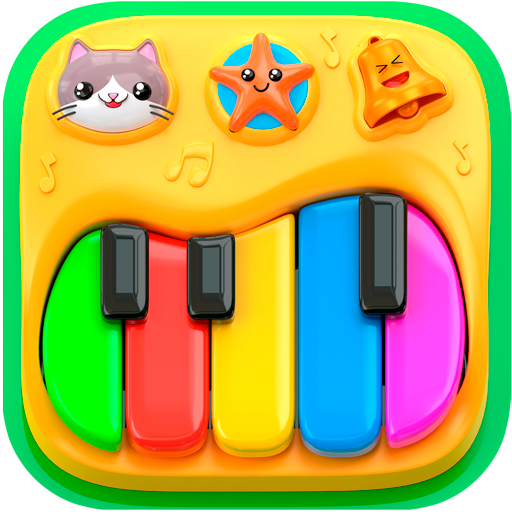 Piano para bebés y niños