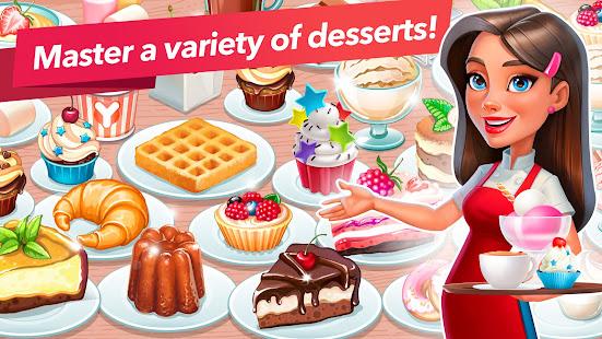 My Cafe u2014 Restaurant Game. Serve & Manage 2021.9.3 Screenshots 3