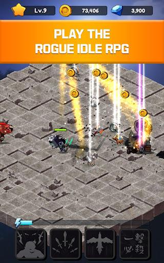 Rogue Idle RPG: Epic Dungeon Battle 1.3.3 screenshots 7