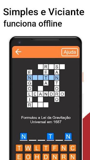 Palavras Cruzadas em Portuguu00eas (gratis) screenshots 2
