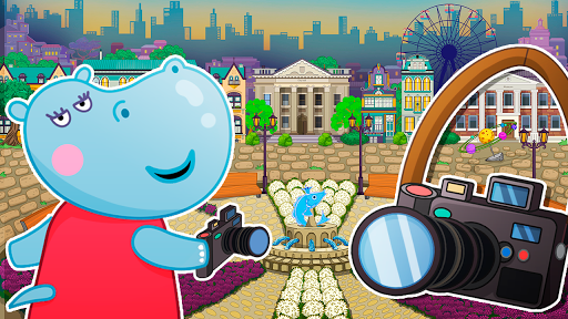 Hippo in Seahouse: Hidden Objects for Kids  screenshots 5