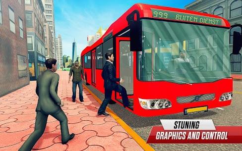 Free City Bus Passenger Driving 4