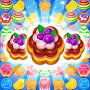 Crush Bonbons - Match 3 Games