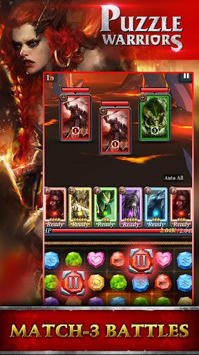 Puzzle Warriors  screenshots 6