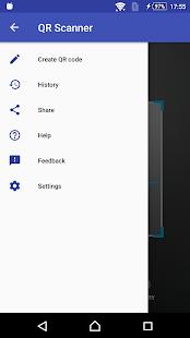 QR Scanner 2.7.9 Screenshots 6