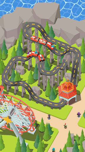 Coaster Builder: Roller Coaster 3D Puzzle Game 1.3.5 screenshots 20
