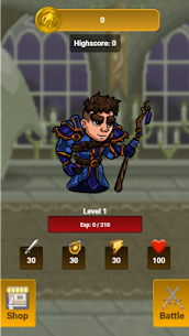 Mage Battle Online Hack Android & iOS 3