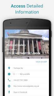 London Offline City Map