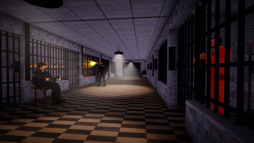 Prison Guard Job Simulator - Jail Story  screenshots 11