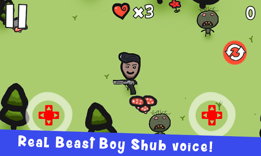 BeastBoyShub: The Zombie Hunter  screenshots 1