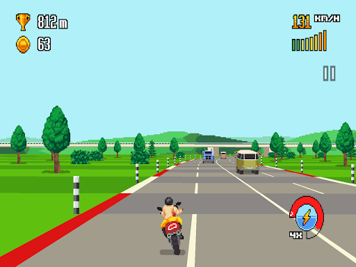 Retro Highway 1.0.35 screenshots 5