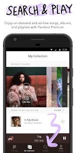 Pandora Music Mod APK 5