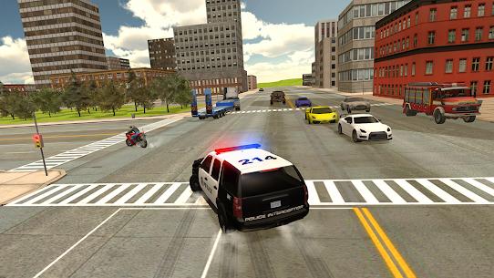 Cop Duty Police Car Simulator Mod Apk 1.81 (Unlimited Money) 8