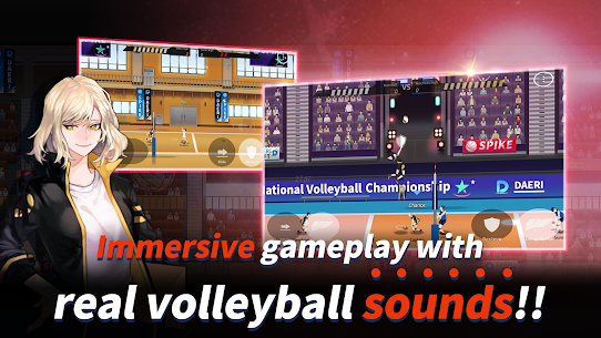 The Spike – Volleyball Story 5