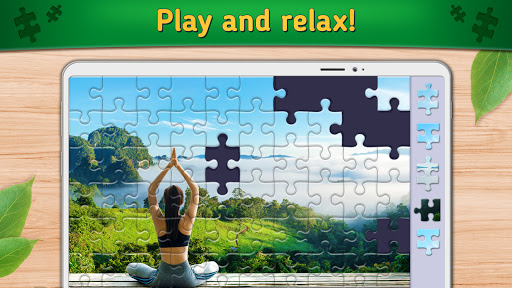 Relax Jigsaw Puzzles android2mod screenshots 5
