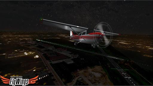 Flight Simulator Night - Fly Over New York NY 1.0.1 screenshots 21