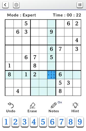Sudoku Classic screenshots 18