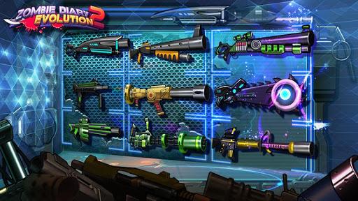 Zombie Diary 2: Evolution 1.2.4 screenshots 9