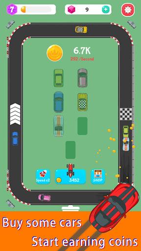 Merge Rally Car - idle racing game  screenshots 7