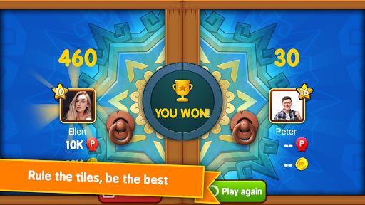 Mahjong Maya Puzzle Live Duels  screenshots 5