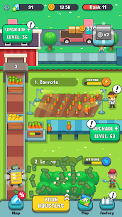 Juice Farm – Idle Harvest Mod Apk (Unlimited Money) 1