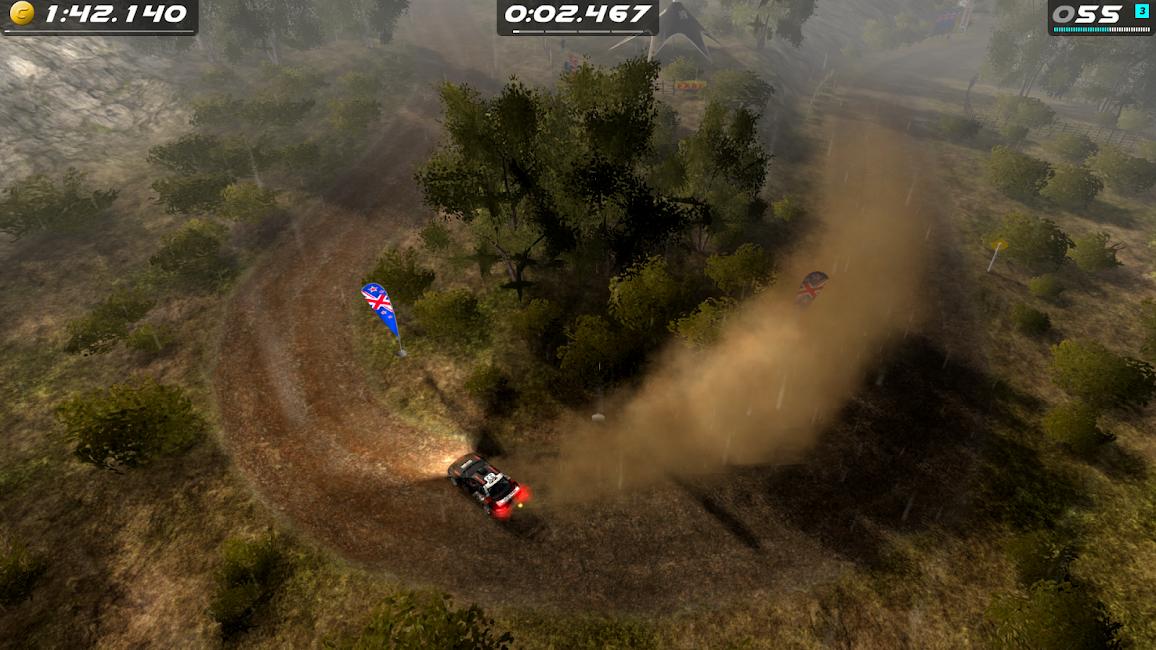 Rush Rally Origins MOD + ORIGIN APK 1.6 Unlocked Cars 1