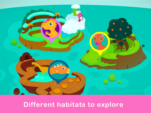Jurassic Dinosaur - Simulator Games for kids 1.1.5 screenshots 6