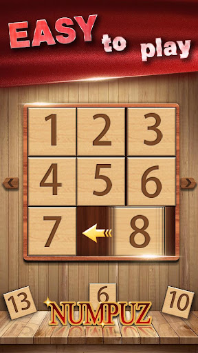 Numpuz: Classic Number Games, Free Riddle Puzzle screenshots 1