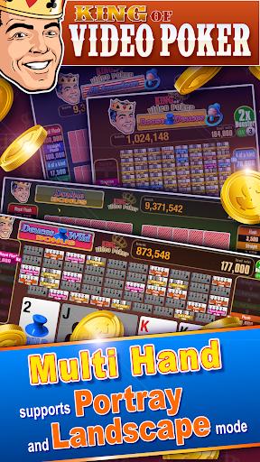 King Video Poker Multi Hand 02.00.19 screenshots 12