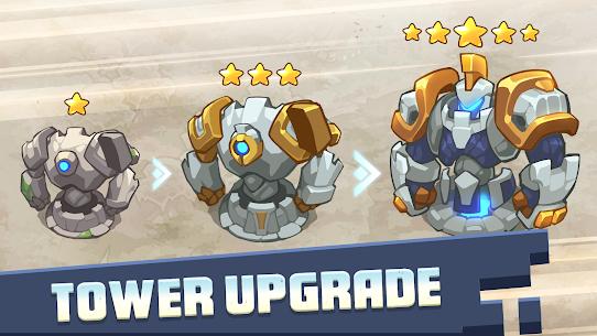 Empire Defender TD: Tower Defense The Kingdom Rush Mod Apk 1.0.159 (Money Increases) 6